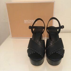 "Michael Kors ""Jessie"" platform sandal"